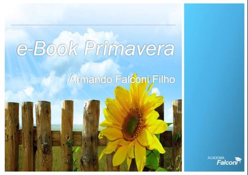 capa e-book primavera